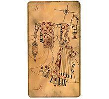 The Hermit - Major Arcana Photographic Print