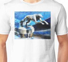 Cars - Lincoln Greyhound Hood Ornament Unisex T-Shirt