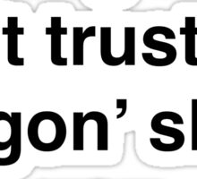 Future Quote Sticker
