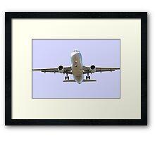 Airbus A320 Framed Print