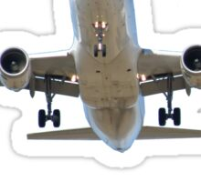 Airbus A320 Sticker
