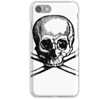 The Masonic Skull iPhone Case/Skin