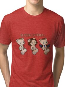 SuperCatural Tri-blend T-Shirt