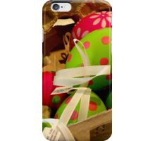 Easter Eggs  ^ iPhone Case/Skin