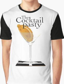 The Cocktail Pasty - 'ansome Graphic T-Shirt