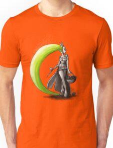 Rainbow Punk: Electrolime Grenade Unisex T-Shirt