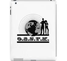 O.2.S.T.K. iPad Case/Skin