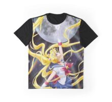 Sailor Moon Usagi Crystal Graphic T-Shirt