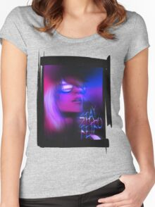 Stay Retro! Women's Fitted Scoop T-Shirt