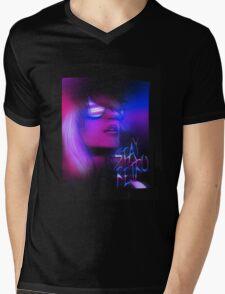 Stay Retro! Mens V-Neck T-Shirt