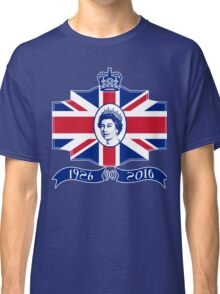 Queen Elizabeth 90th Birthday Classic T-Shirt