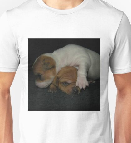 ADORABLE BABY PUPPIES Unisex T-Shirt