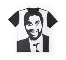Tom Haverford - Parks and Recreation Graphic T-Shirt
