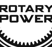 Rotary Power Sticker