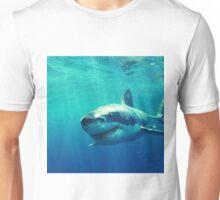 GREAT WHITE SHARK 1 Unisex T-Shirt