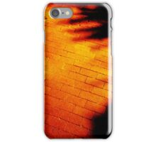 Santa Fe Sidewalk iPhone Case/Skin