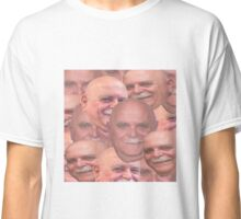 The Faces of Genaro Marino  Classic T-Shirt