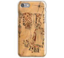 The Hermit - Major Arcana iPhone Case/Skin