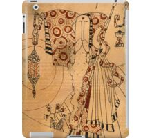 The Hermit - Major Arcana iPad Case/Skin