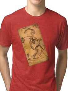 The Fool - Major Arcana Tri-blend T-Shirt
