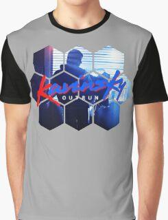 Kavinsky - OUTRUN Fan T-shirt Graphic T-Shirt