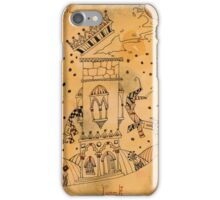 The Tower - Major Arcana iPhone Case/Skin