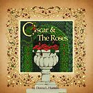 Oscar & the Roses front cover image by Donna Huntriss