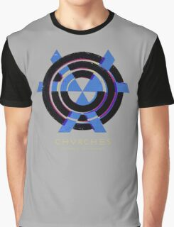 CHVRCHES Fan T-shirt Graphic T-Shirt