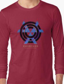 CHVRCHES Fan T-shirt Long Sleeve T-Shirt