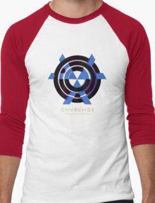 CHVRCHES Fan T-shirt Men's Baseball ¾ T-Shirt