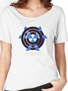 CHVRCHES Fan T-shirt Women's Relaxed Fit T-Shirt