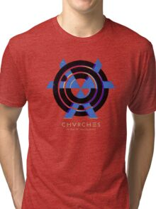 CHVRCHES Fan T-shirt Tri-blend T-Shirt