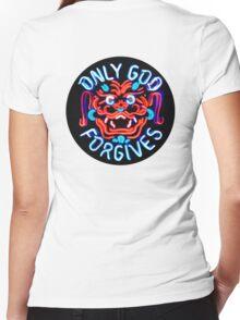 Only God Forgives Fan T-shirt Women's Fitted V-Neck T-Shirt