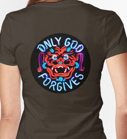 Only God Forgives Fan T-shirt Womens Fitted T-Shirt