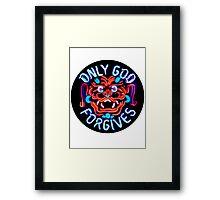 Only God Forgives Fan T-shirt Framed Print