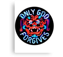Only God Forgives Fan T-shirt Canvas Print