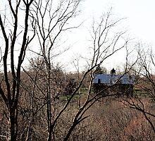 Jill's Barn by AngelaRath