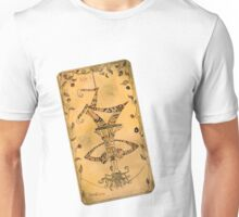 The Hanged Man - Major Arcana Unisex T-Shirt