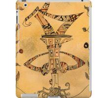 The Hanged Man - Major Arcana iPad Case/Skin