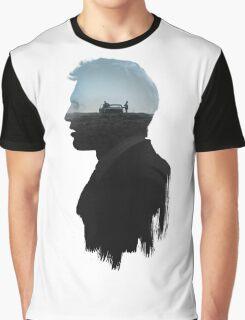 True Detective 'Hart' Tee (no title) Graphic T-Shirt