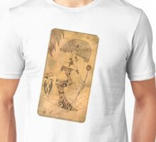Strength - Major Arcana Unisex T-Shirt