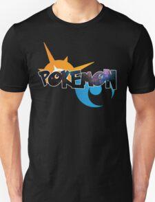 Pokemon Sun Moon Galaxy Universe 20 th Anniversary T-Shirt