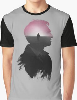 True Detective 'Cohle' Tee (no title) Graphic T-Shirt