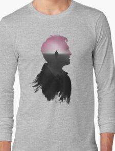 True Detective 'Cohle' Tee (no title) Long Sleeve T-Shirt