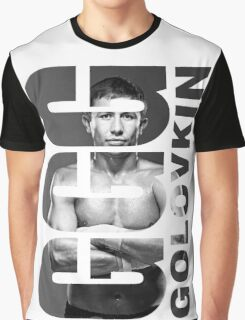 Golovkin GGG Graphic T-Shirt