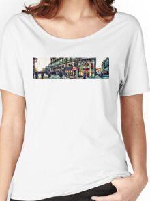 Vienna street Women's Relaxed Fit T-Shirt