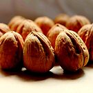 Walnuts - Still Life by Evita