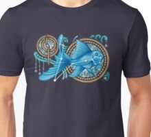 Pisces Fish Constellation Unisex T-Shirt