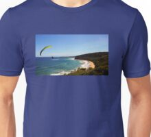 Paraglider at Bells Beach Unisex T-Shirt