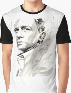 Daniel Craig Graphic T-Shirt